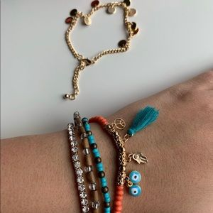 Jewelry - 3/20$ set of bracelets